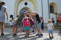 Na zámek ve Ždáru lákají i dětské prohlídky.
