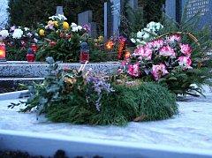 Kromě tří hřbitovů není v internernetové aplikaci žádné další místo posledního odpočinku z Vysočiny.