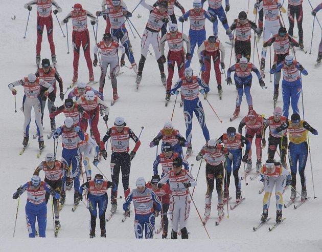 Do Nového Města se vrátí světový pohár v běhu na lyžích.