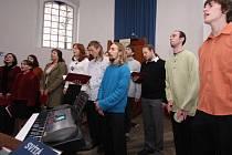 Předvelikonoční koncert zazněl v neděli 5. dubna v evangelickém kostele v Sázavě.