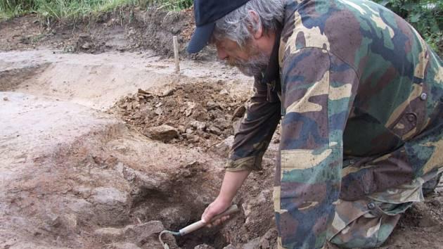 Archeologický průzkum na Klafaru ve Žďáře již skončil.
