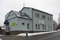 Adiktologická ambulance sídlí v budově Spektra ve žďárské Žižkově ulici.
