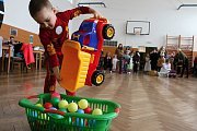 Karneval v Rokytně se každoročně koná pod taktovkou místních hasičů.