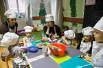 Školička u Budulínka v Olešné u Nového Města na Moravě.