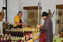 17. ročník prodejní včelařské výstavy Vůně medu potrvá do 12. listopadu.