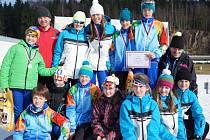 Mladým biatlonistům z Nového Města skončila sezona.