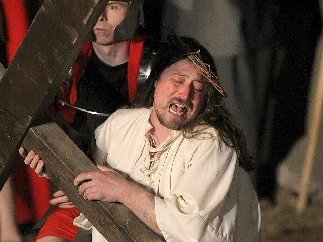 Tradiční pašijová hra Co se stalo s Ježíšem?