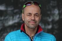 Ocenění získá horolezec Radek Jaroš.