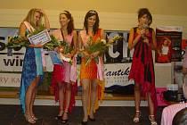 Soňa Humpolíčková z Bystřice se prosadila v soutěži modelingové agentury Charme. Třicetičlenná porota dívku, která studuje stomatologii na lékařské fakultě Karlovy Univerzity v Praze vybrala za první vicemiss soutěže.