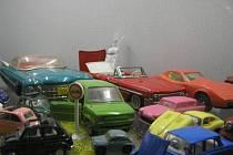 Výstava hraček a dobových relikvií hlavně z let 1945 až 1980 navazuje na tradiční Classic car weekend.