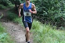 Běžec Jan Janů, který má v oblibě vrchařské závody, přetavil ve vítězství  i svůj druhý start na Velké kunratické.