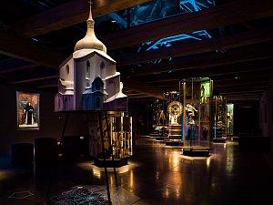 Muzeum nové generace ve žďárském zámku.