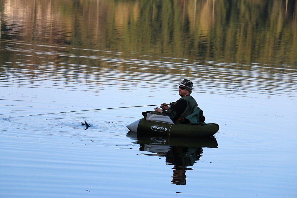 Královská rybářská disciplína nalákala příslušníky Petrova cechu z celé republiky.