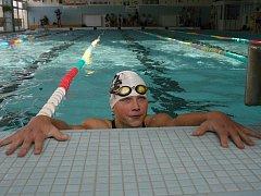 Talentovaná plavkyně Klára Slámová dokázala při předposlední disciplíně dvanáctiboje vylepšit na trati 100 metrů volným způsobem sedm let staré maximum Evy Vorlíčkové. V absolutním pořadí disciplíny ji dokázalo porazit jen osm mužů.