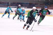 Vesnická hokejová liga. Ilustrační foto