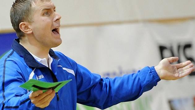 Trenér Nového Veselí Pavel Hladík by rád v budoucnosti viděl svůj tým v extralize. Kvůli práci v klubu na Vysočině dokonce odmítl i několik zahraničních nabídek.