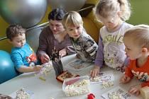Program různých aktivit pro rodiče a děti nazvaný Jarní dny připravil na předvelikonoční období žďárský Family point, který sídlí v rodinném centru Srdíčko v budově polikliniky.