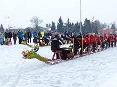 Sobotních závodů ve Žďáře nad Sázavou se zúčastnilo čtrnáct posádek.