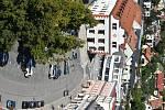 V centru Velkého Meziříčí budou parkovací automaty. Zdarma bude parkoviště v nedalekém areálu Svitu.