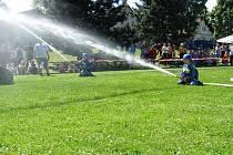Mladí hasiči v Dlouhém odstartují letošní sérii soutěží v požárním sportu.