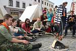 Ve Velkém Meziříčí se konal XV. valný sněm Junáka - českého skauta. K hnutí se nyní hlásí bezmála 58 tisíc děti a dospělých.