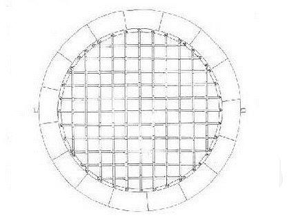 Horizontální probíjenou mříž, jež zakryje a zároveň ozdobí vršek středověké studny, zhotoví umělecký kovář Jan Schwarz.