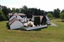 Hotel Tálský mlýn ve Žďáru nad Sázavou.
