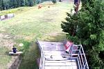 Fajtův kopec v létě.