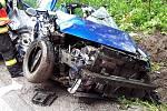 Dopravní nehody na Vysočině, ilustrační foto.