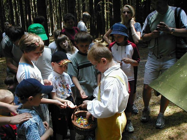 Pikárec proslul Pohádkovým lesem