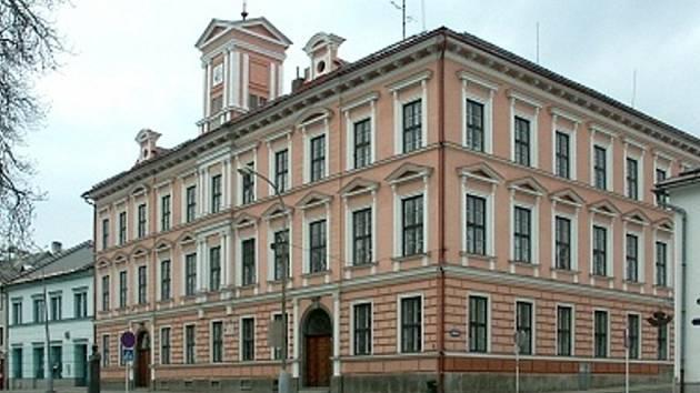 I. Základní škola v Novém Městě na Moravě.