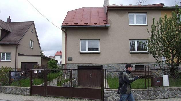Dům ve žďárské ulici Luční.