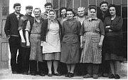 Dělníci GALA, 1964.