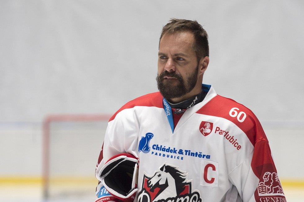 Kapitán mistrů světa z roku 2010 Tomáš Rolinek.