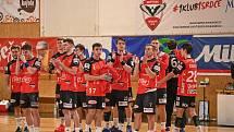 Smlouvy s extraligovým klubem házenkářů Nového Veselí podepsal v závěru února sextet hráčů.