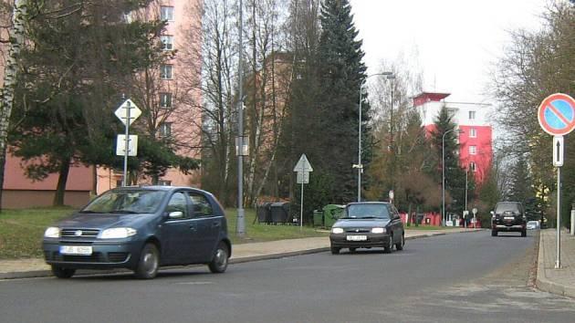 Tyršova ulice.