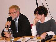 Staronovým starostou Velké Bíteše je Milan Vlček, místostarostkou Alena Malá.
