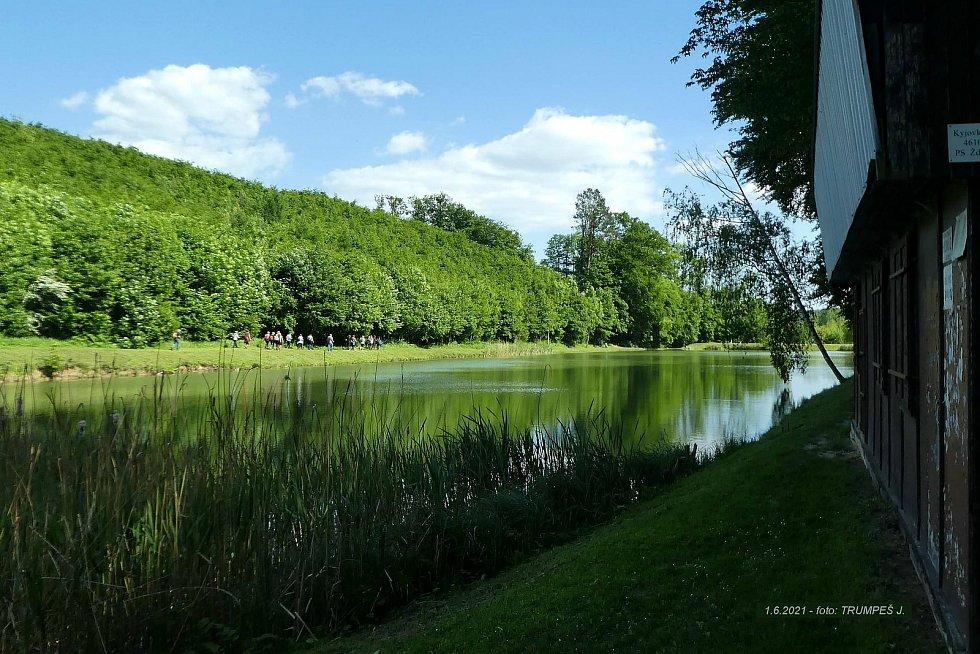 Výlet naučnou stezkou Ždánickým lesem ke kapli Marie v Kučích