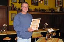 Petr Štěpánek, majitel Maršovské rychty.