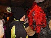 Památka Šlakhamr patřila akci Putování do pekla. Tu letos pořádal Sbor dobrovolných hasičů Najdek už potřetí.