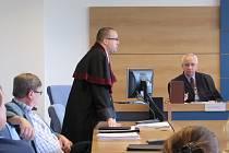 Soud obžalovanému Cinovi udělil úhrnný trest, což jsou dva roky vězení, pokud by porušil tříletou podmínku. Musí také uhradit škody, které způsobil.
