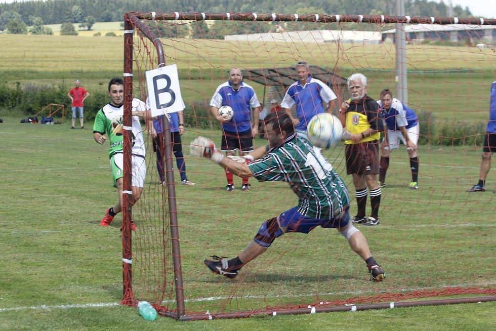 Z vítězství v prvním ročníku Agrostroj cupu se radoval pořádající oddíl.