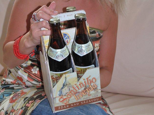 Pivo Santiniho hvězda