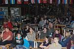 V pátek a v sobotu čeká diváky v bystřickém kulturním domě promítání několika bloků soutěžních filmů.
