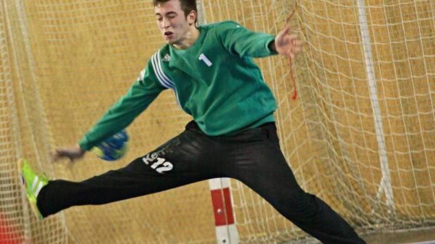 V posledním letošním soutěžním zápase nastoupili házenkáři Nové Veselí v pohárovém utkání proti extraligovému KP Brno.