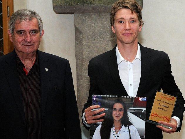 Prestižní anketu o Atleta Vysočiny ovládl Petr Vitner.