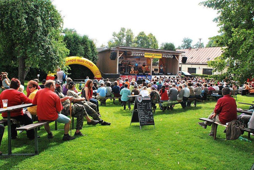 Festival Horácký džbánek.