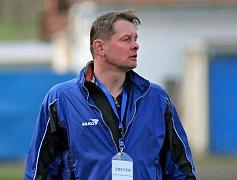 Trenér Žďáru Petr Nedvěd