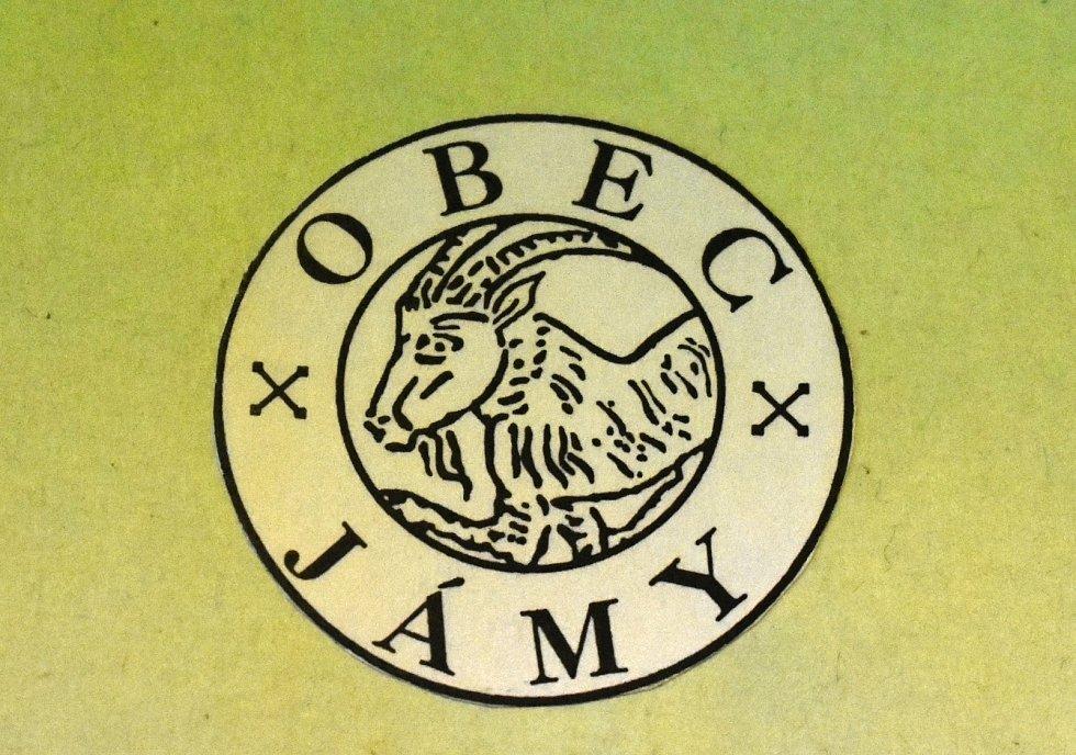 Veršovaná pověst Richarda Neugebauera ze sbírky Čertův kámen se stala podkladem pro nový znak. Na obecní pečeti má obec půl kozla už od roku 1667.