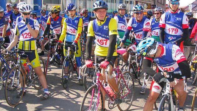 Na start etapy se postavilo celkem 110 cyklistů.